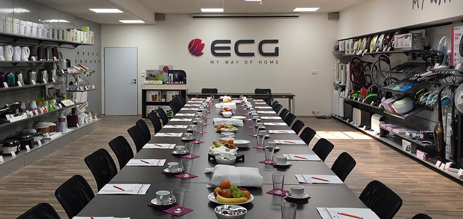 ECG ima potpuno novi showroom!