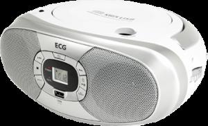 ECG CDR 777 USB White