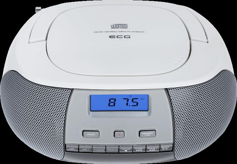 ECG CDR 500 U White