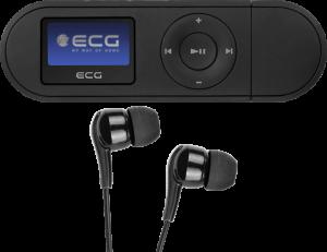 ECG PMP 20 Black