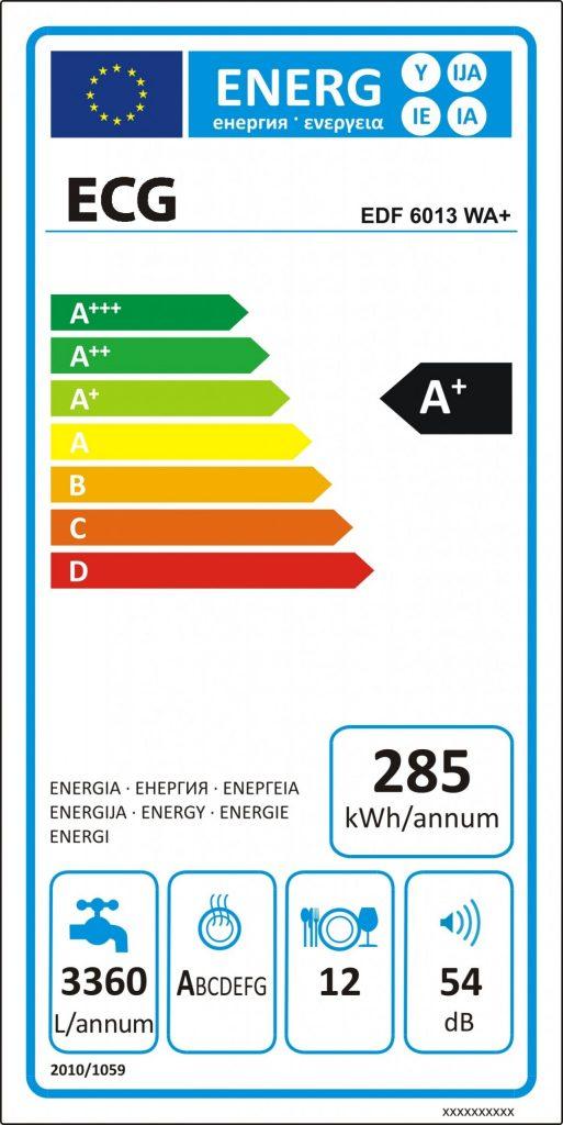 ECG EDF 6013 WA+