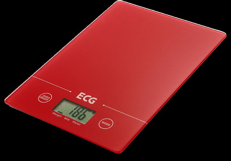 ECG KV 117 SLIM red
