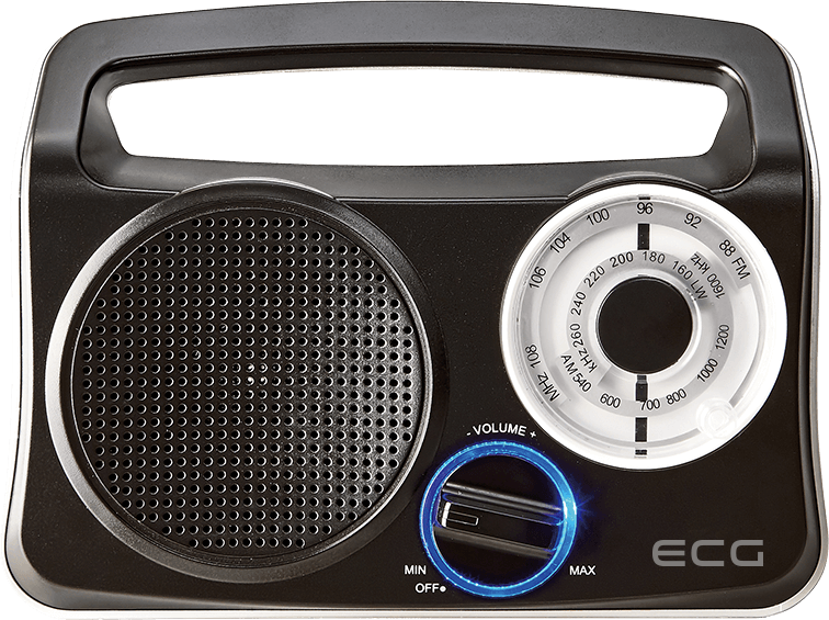 ECG R 222 Black
