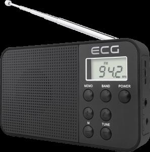 ECG R 111 Black