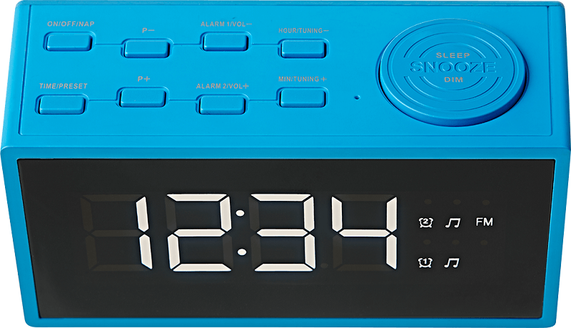 ECG RB 040 BLUE
