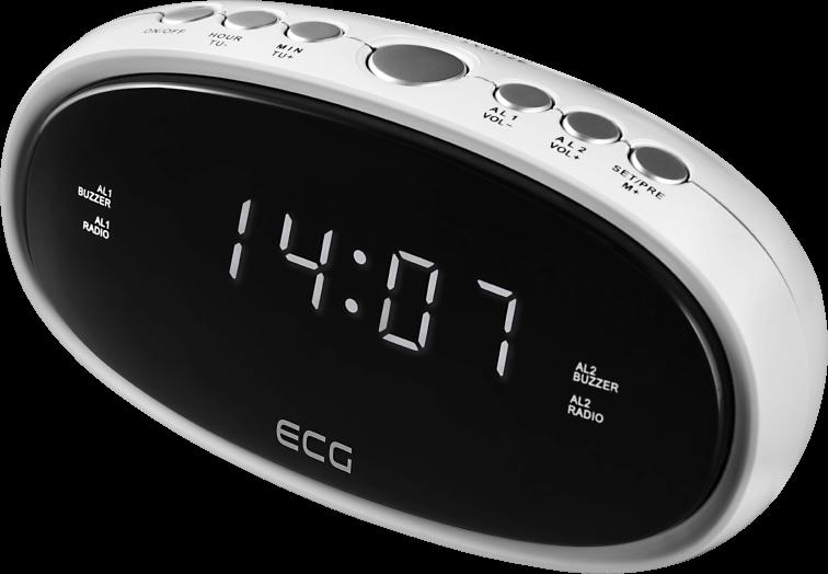 ECG RB 010 White