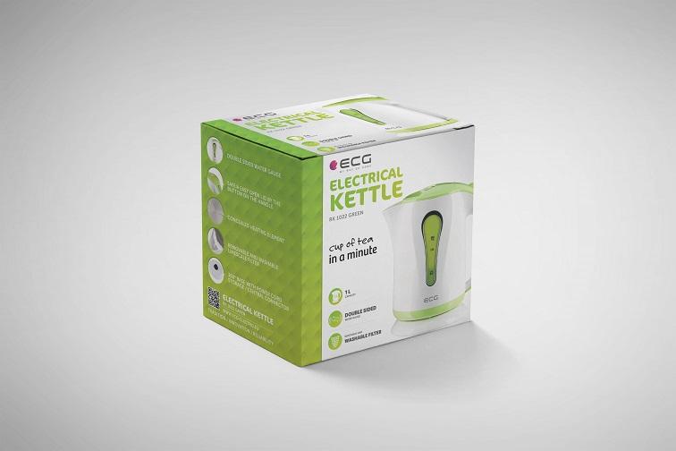 ECG RK 1022 green