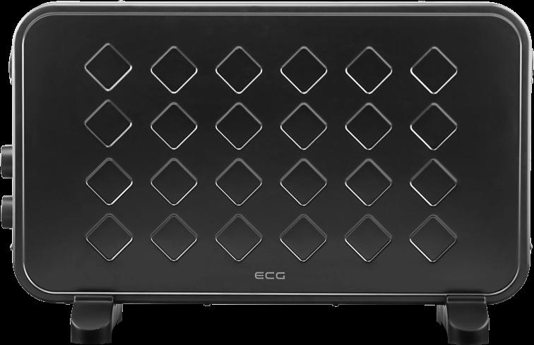 ECG TK 2030 T black