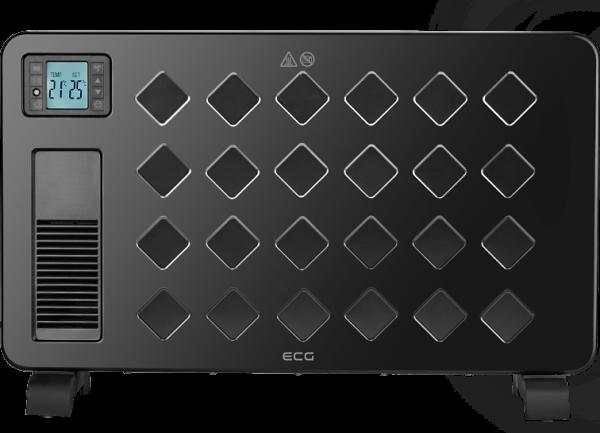 ECG TK 2040 DR black
