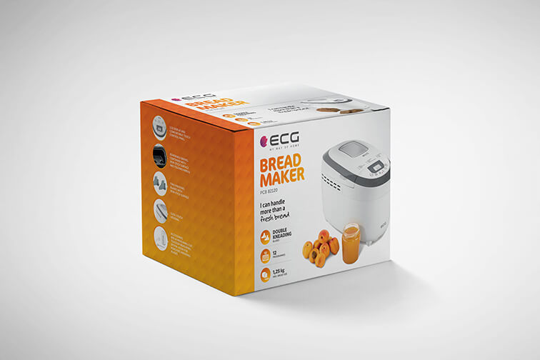 ECG PCB 82120