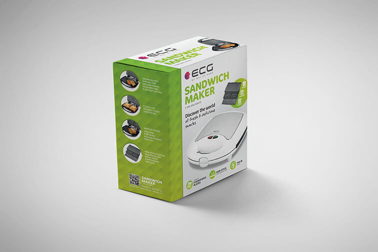 ECG S 399 3in1 White