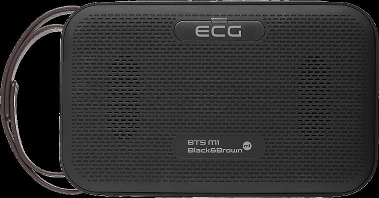 ECG BTS M1 Black&Brown