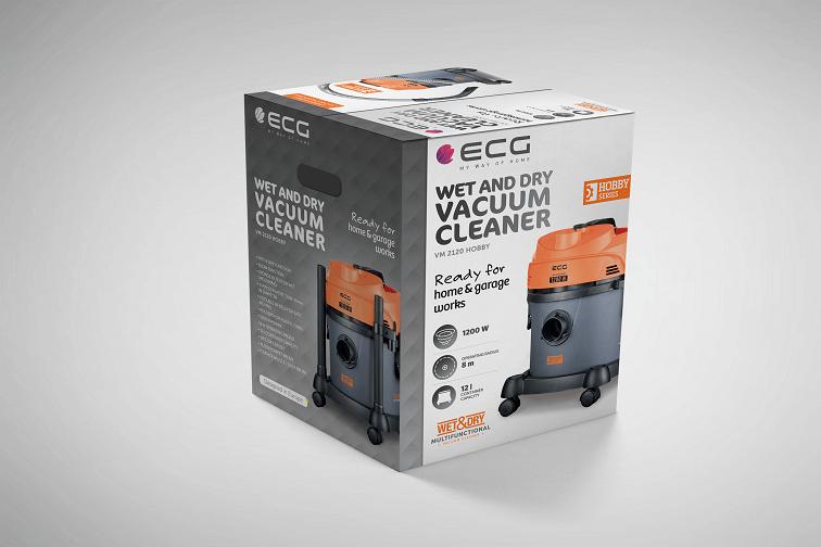 ECG VM 2120 Hobby