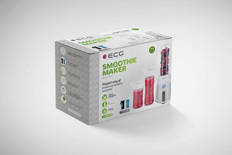 ECG SM 5030 Mix&Go