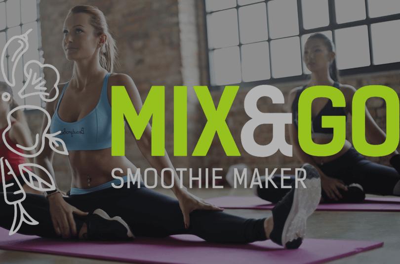 Smoothie s mixéry ECG jednoduše a rychle