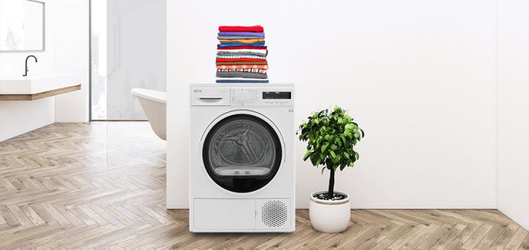 ECG erweitert seine Produktpalette um Wäschetrockner