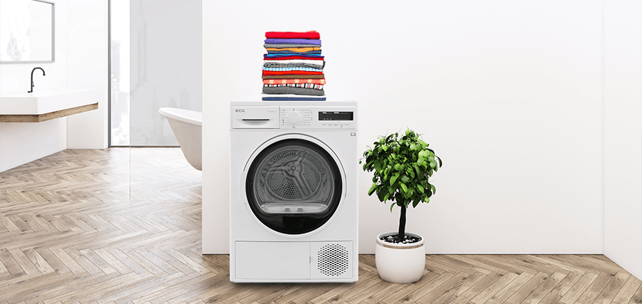 ECG expands product range with clothes dryers