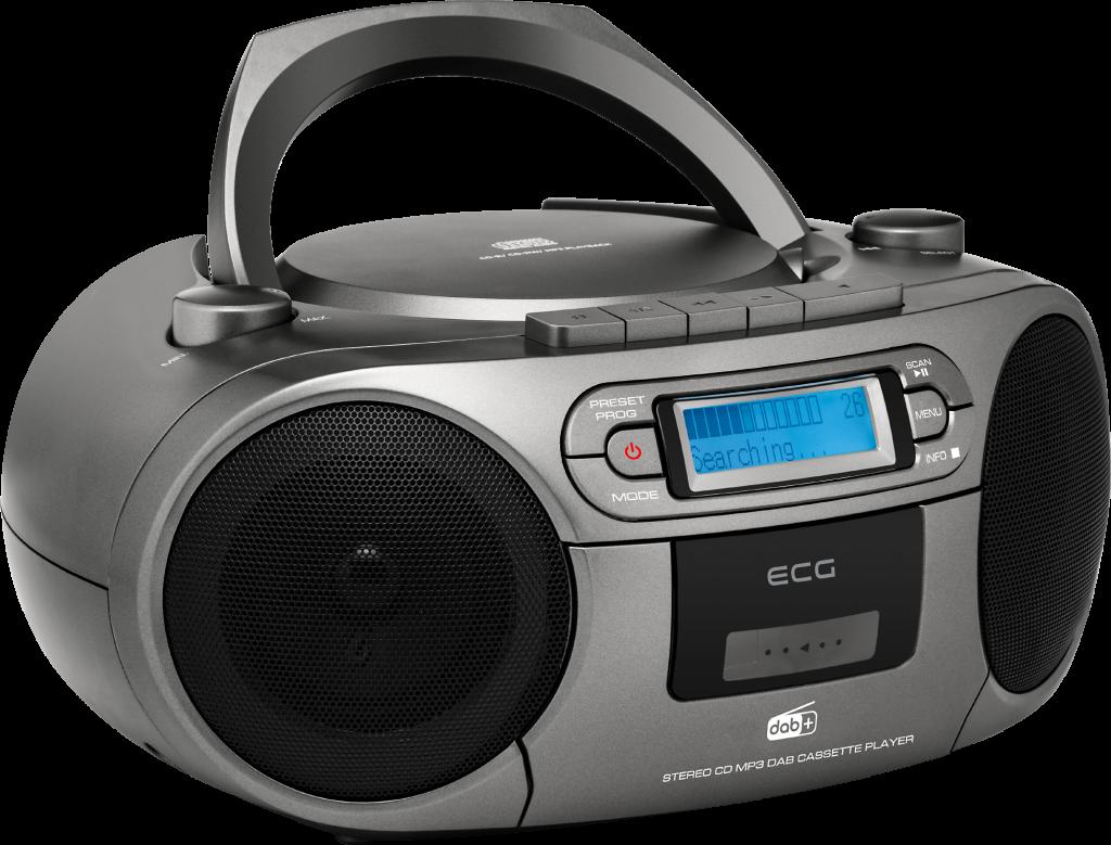 ECG CDR 999 DAB