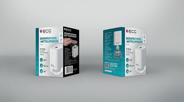 ECG DS 1010