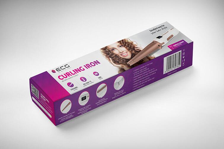 ECG KE 2451 Simply Curly
