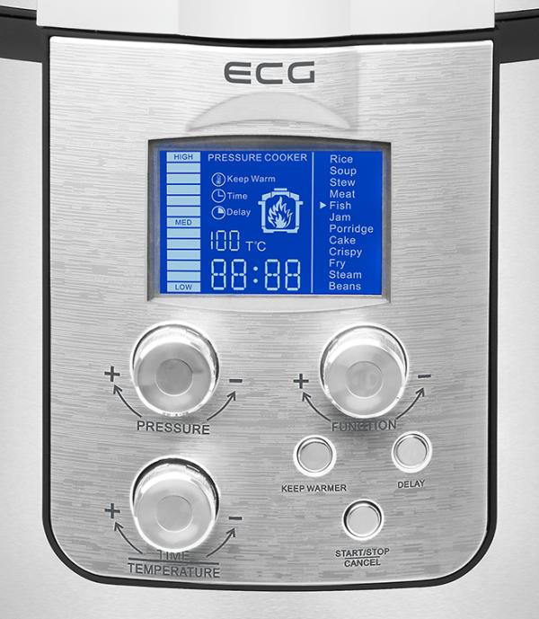 ECG MHT 1661 Pressione Nuovo