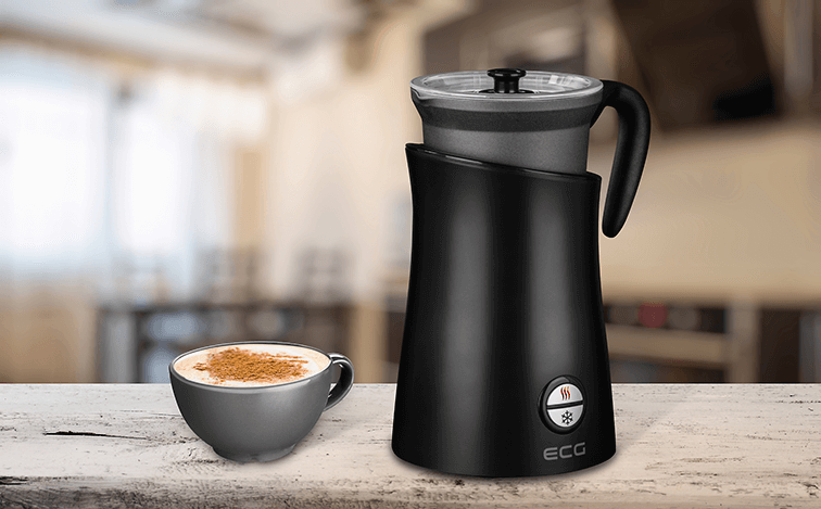 ECG NM 2255 Latte Art Black