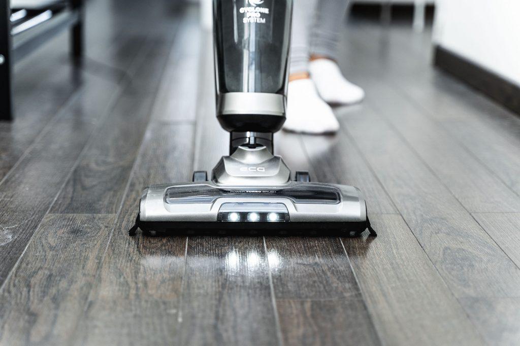 ECG VT 7220 2in1 Simply Clean