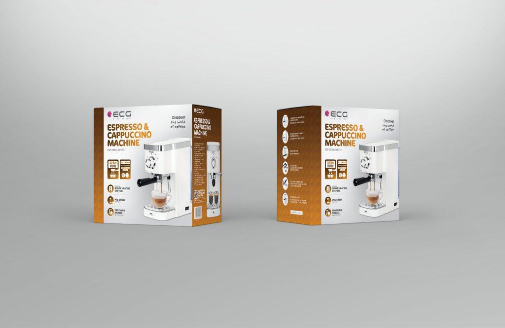 ECG ESP 20301 White