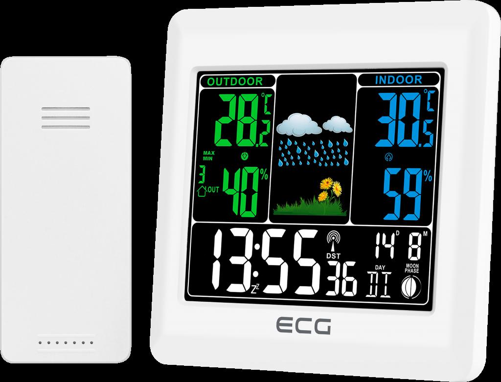 ECG MS 300 White