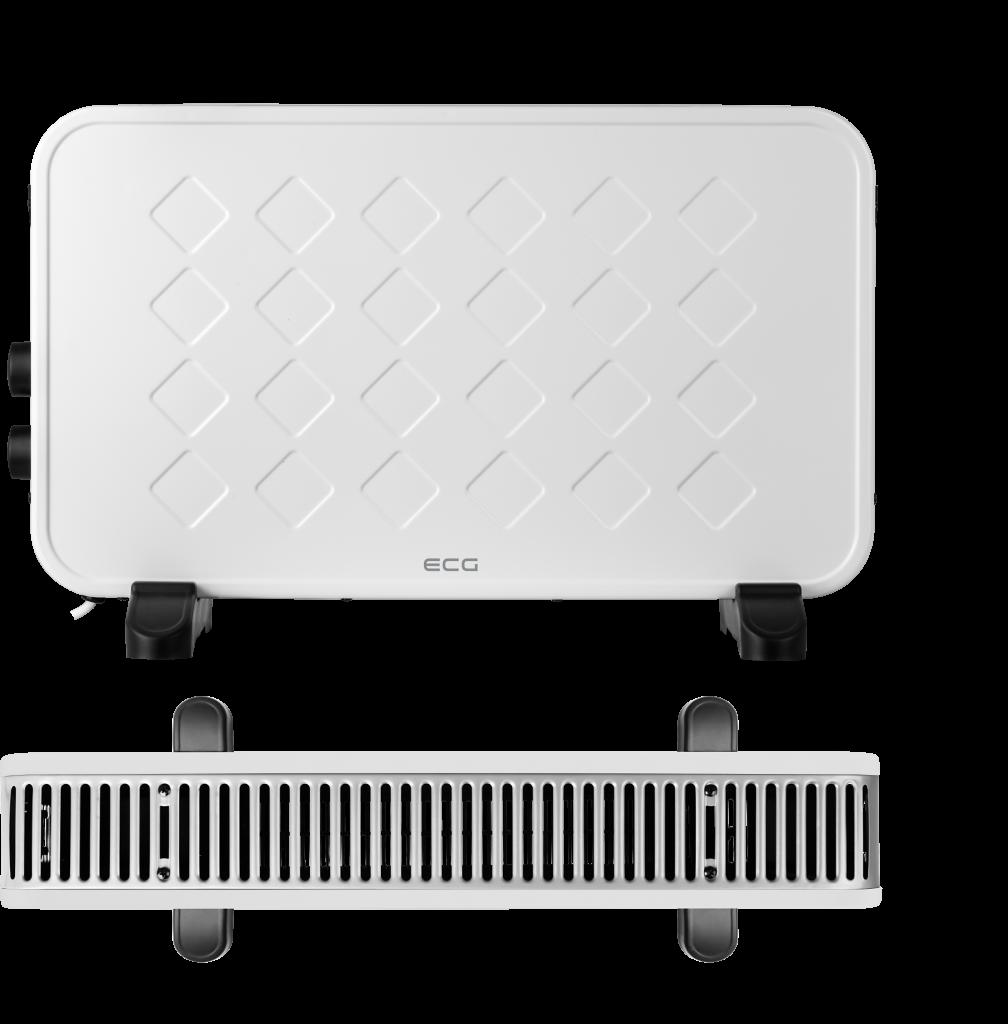 ECG TK 2070 White