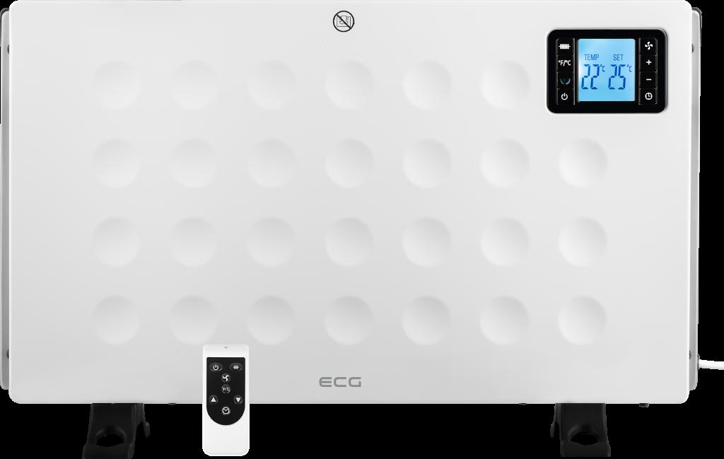 ECG TK 2080 DR White